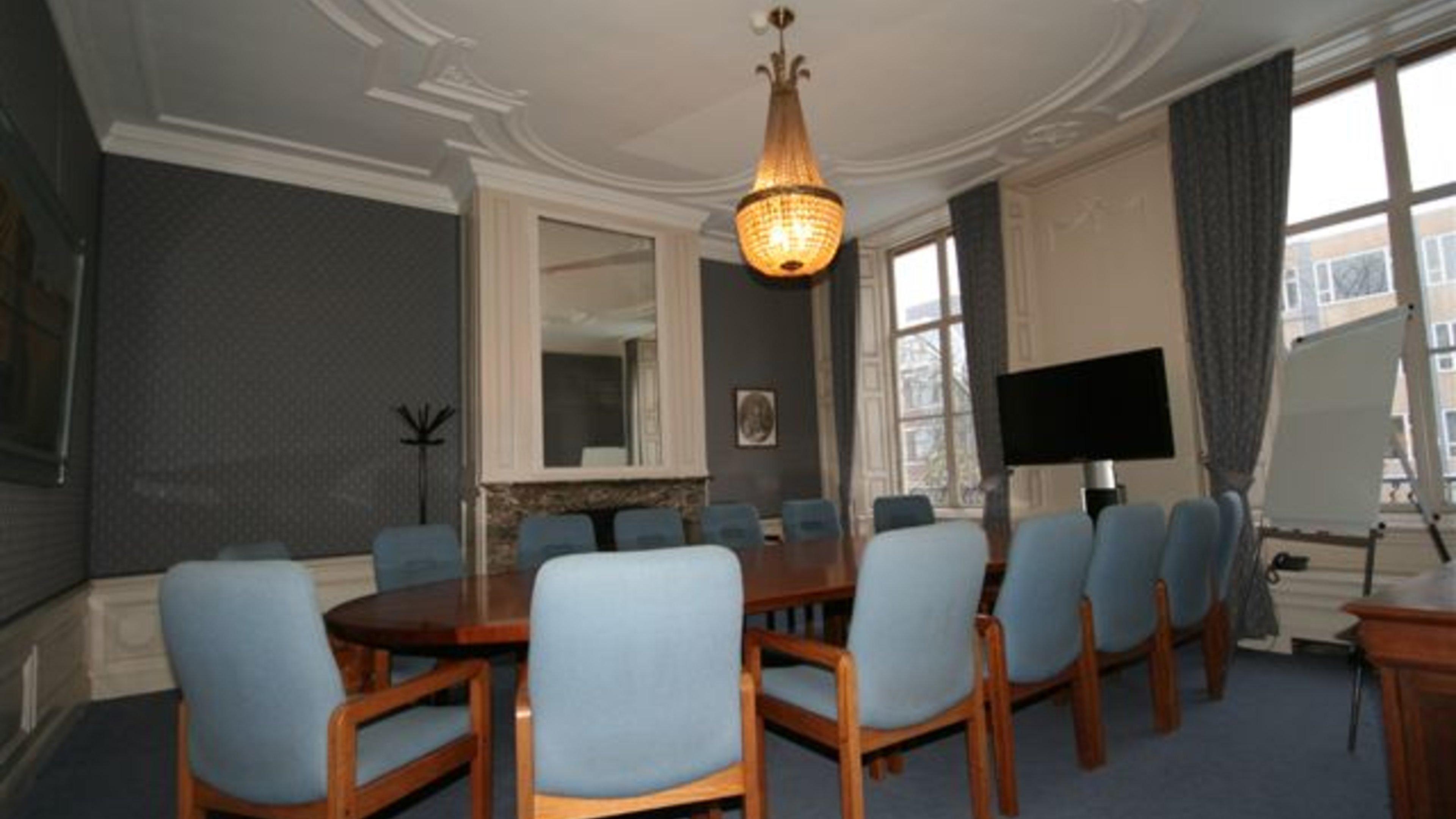 Kivi Den Haag.Huygenskamer Koninklijk Instituut Van Ingenieurs Kivi Niria In Den