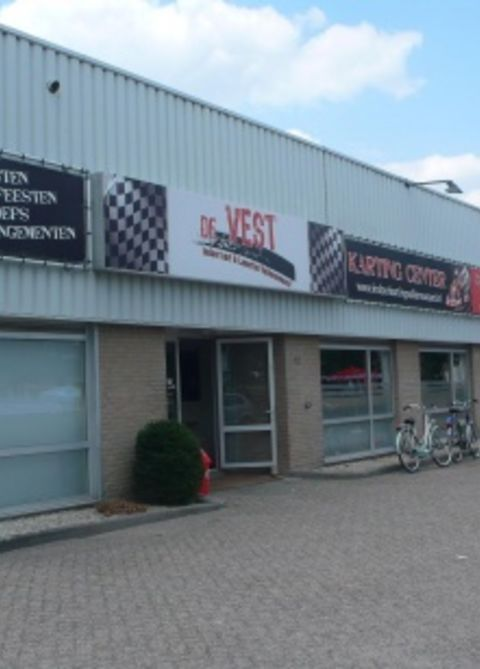 De Vest indoor karting