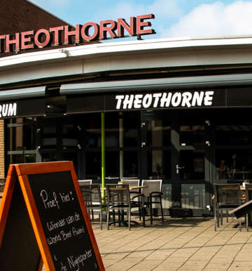 Zalencentrum Theothorne
