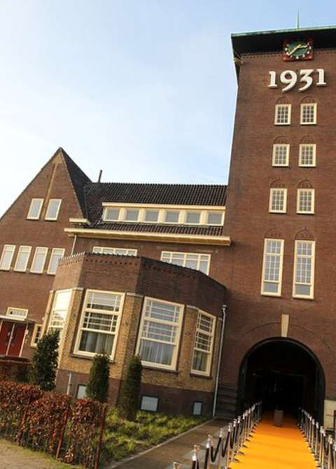 1931 Congrescentrum Brabanthallen