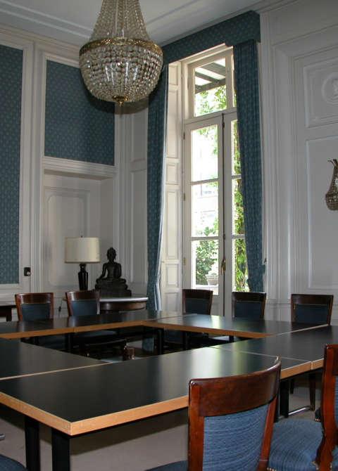Kivi Den Haag.Conradkamer Koninklijk Instituut Van Ingenieurs Kivi Niria In Den