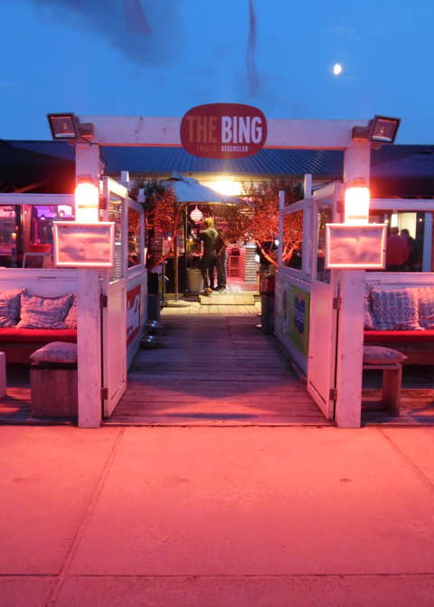 Beachclub The Bing